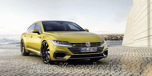 2018 Volkswagen Arteon Sedan